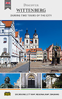 Cover Discover Wittenberg - English Travel Guide
